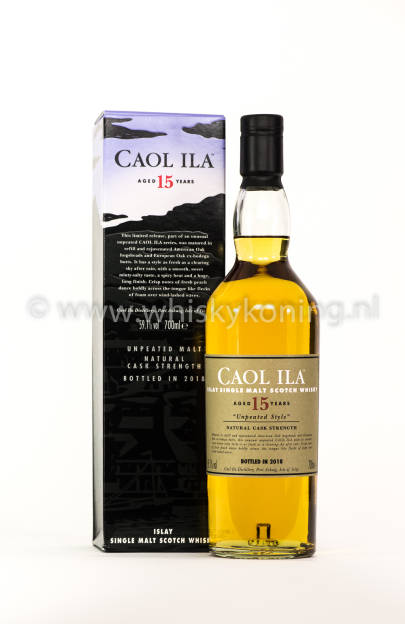 "Caol Ila ""Unpeated"""