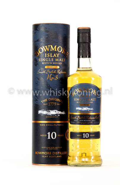 Bowmore Tempest III