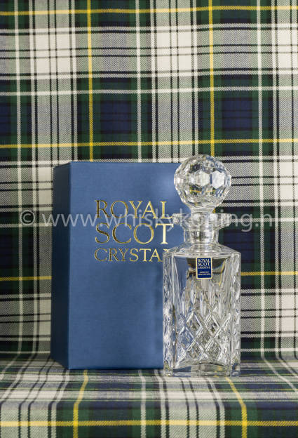 Scot Crystal Decanter London