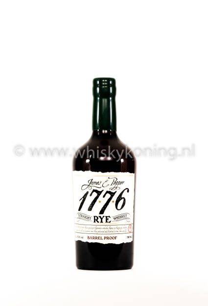 James E. Pepper 1776 Rye BP