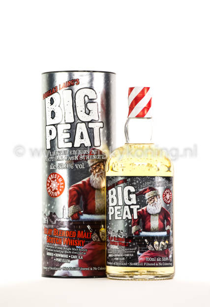 "Big Peat ""Christmas 2018 Edition"""