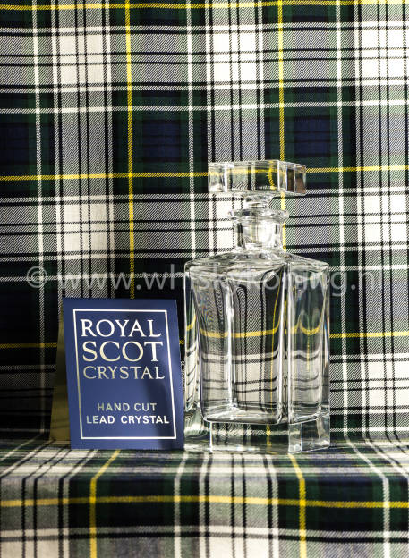 Scot Crystal Decanter Classic