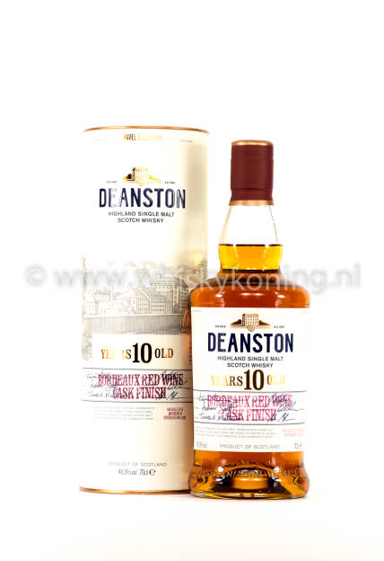 Deanston Red Wine Cask Finish